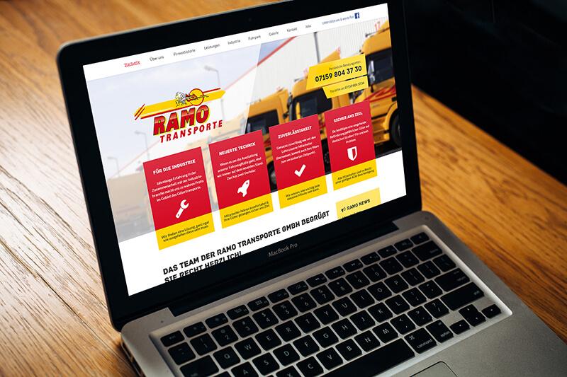 Über die Ramo Transporte GmbH: Spedition bei Stuttgart